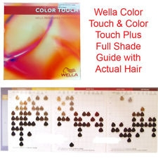 Shade Guides all brands - Total Hair & Beauty